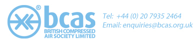 British Compressed Air Society (BCAS)
